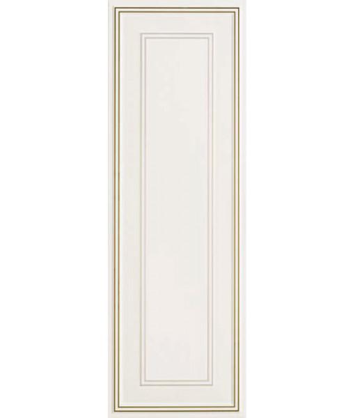 Керамическая плитка New England Bianco Boiserie Diana Dec 33x100