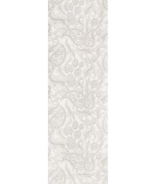 Керамическая плитка New England Bianco Quinta Sarah Dec 33x100