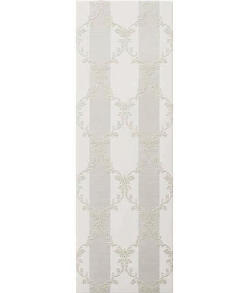 Керамическая плитка New England Bianco Quinta Victoria Dec 33x100