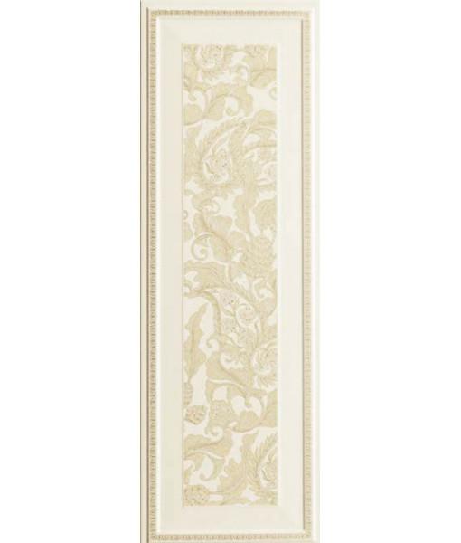 Керамическая плитка New England Beige Boiserie Sarah Dec 33x100