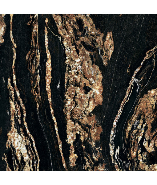 Керамогранит NOBILE BLACK TAURUS LUX+120X120