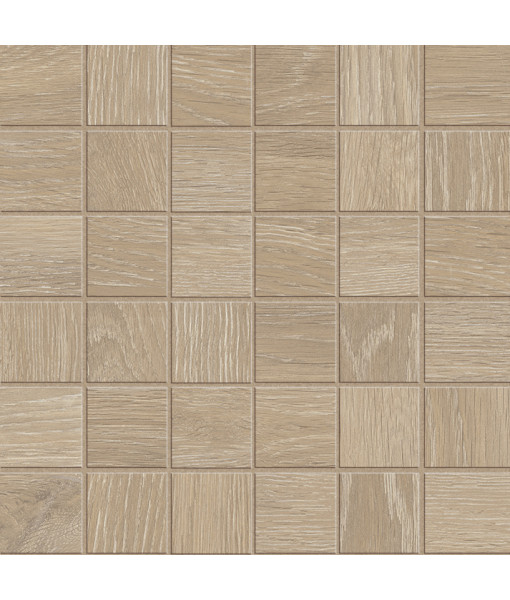 Мозаика MIX STEAM WORK OAK ( 36 pz ) 30X30