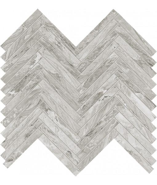 Мозаика LISCA GEMSTONE SILVER RETT 30X33