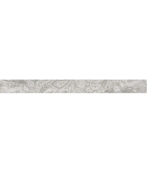 Декор LISTELLO CARPET SILVER  6x58,5