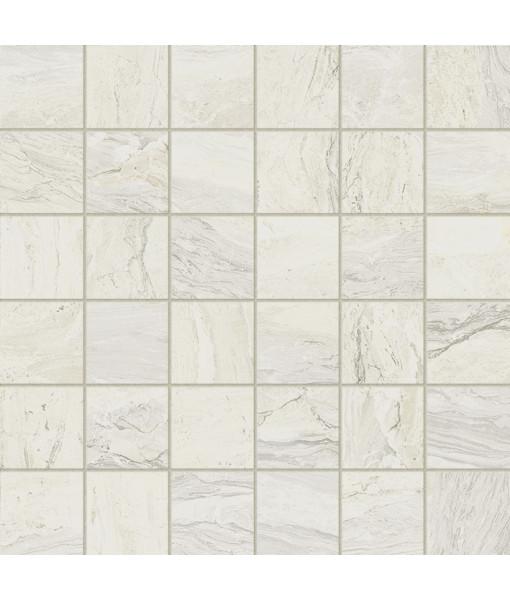 Мозаика MIX GEMSTONE WHITE RETT ( 36pz ) 29.1x29.1