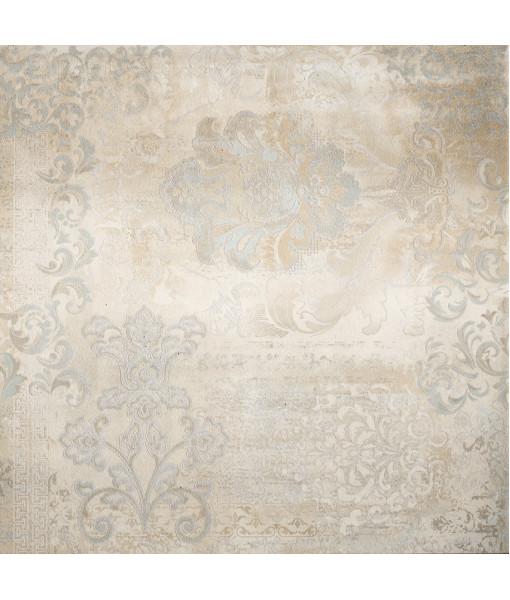 Декор INS.SILK STEELWALK CROME59,5X59,5