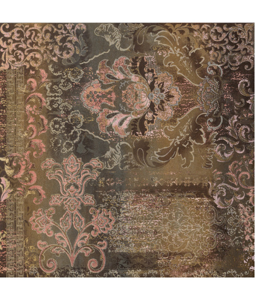 Декор INS.SILK STEELWALK RUST59,5X59,5