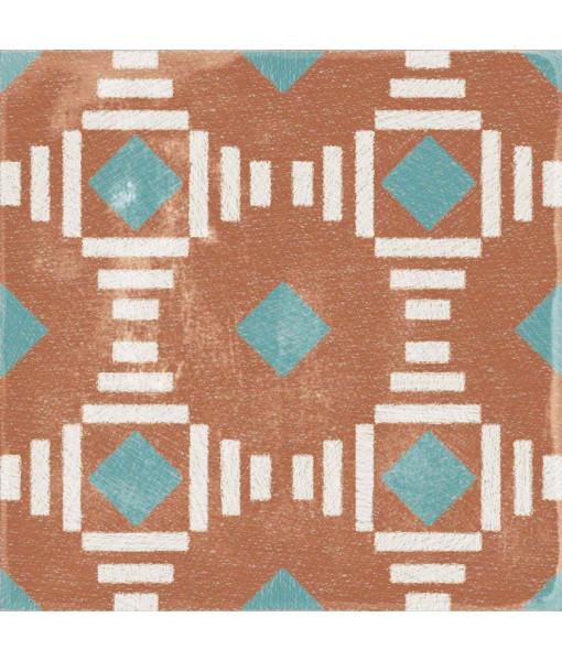 Керамическая плитка PLAY LABYRINTH CLAY 20x20