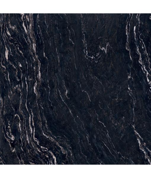 Керамогранит SENSI GEMS TITANIUM BLACK RET 120X120