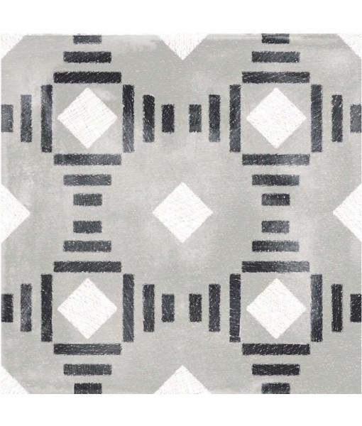 Керамическая плитка PLAY LABYRINTH MIX GREY  20x20