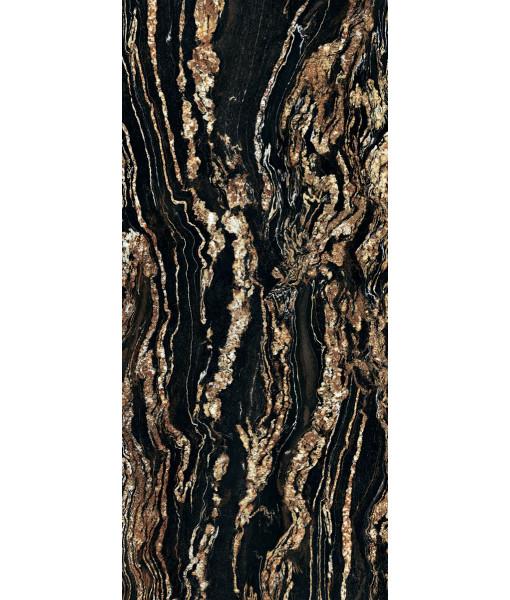 Керамогранит NOBILE BLACK TAURUS LUX R 120X280