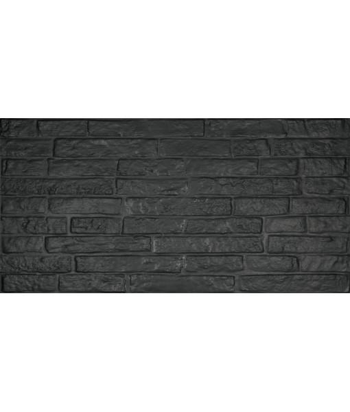 Керамическая плитка STREET BLACK MATT RETT 60X120