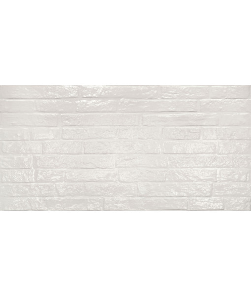Керамическая плитка STREET WHITE GLOSSY RETT 60X120