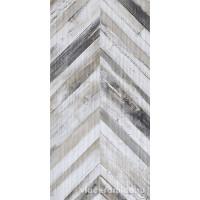 Керамическая плитка Rafters Grey Chevron Rett. 60x120