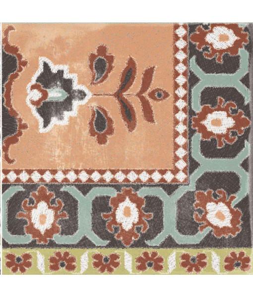 Керамическая плитка  CARPET MIX MULTICOLOR 20x20