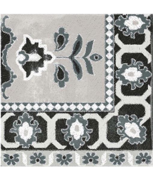 Керамическая плитка CARPET MIX GREY 20x20