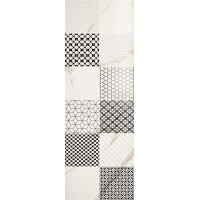 GLAMOUR MIX CALACATTA W.35x100