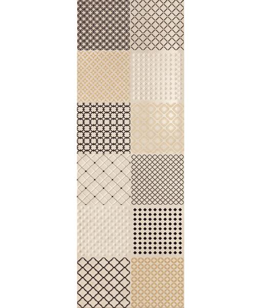 GLAMOUR MIX MOON BEIGE  35x100