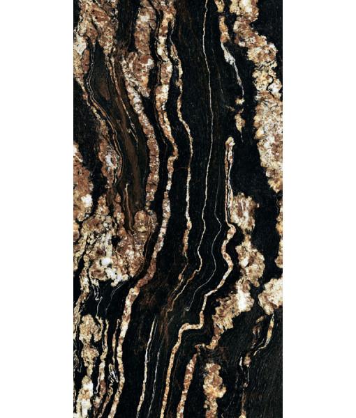 Керамогранит NOBILE BLACK TAURUS LUX+ 60x120