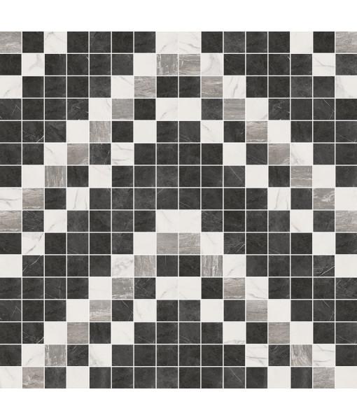 Мозаика SENSI MOS DEKOR COLD LUX+  30X30