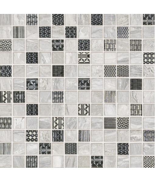 Мозаика MIX GEM WHITE 29,1X29,1