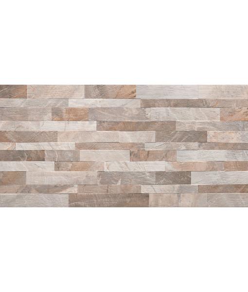 Керамическая плитка BLEND FOSSIL MIX CREAM30x60