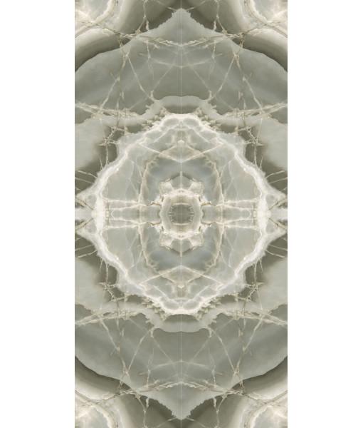 Декор JADE BOOKMATCH MALACHITE LEV S/4 60X120