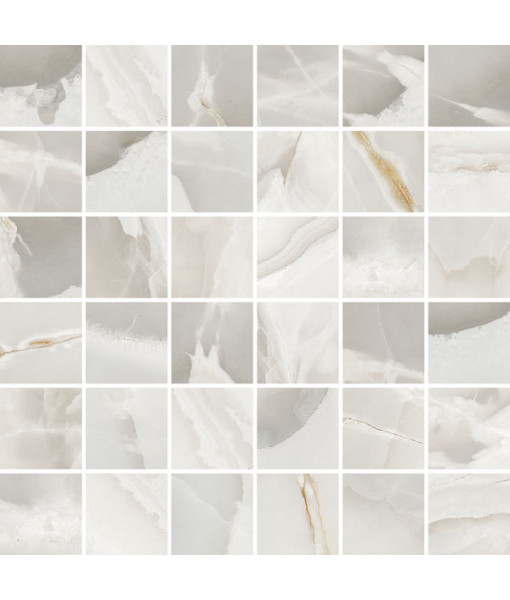 Мозаика JADE OPALE MOSAICO 4,7X4,7 MATT 30X30