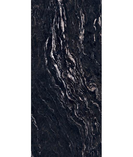 Керамогранит SENSI GEMS TITANIUM BLACK  LUX+ RET 120X270