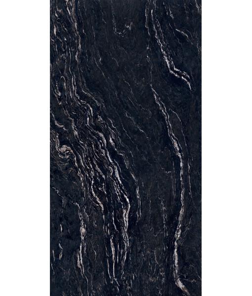 Керамогранит SENSI GEMS TITANIUM BLACK  LUX+ RET 160X320