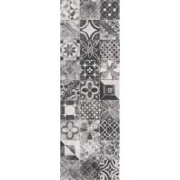 Керамическая плитка PURA DECORA NERO Rett 50x150