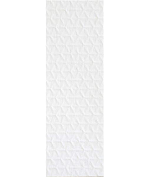 Керамическая плитка PURA ROMBO BIANCO Rett 50x150