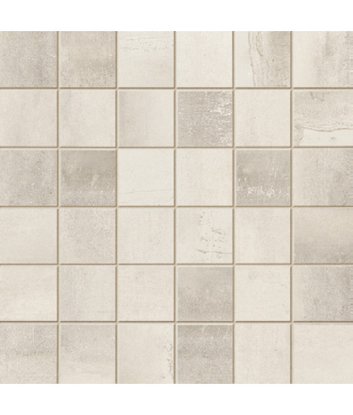 Мозаика MIX STEELWALK CROME RETT/LAPP ( 36PZ )29,6X29,6
